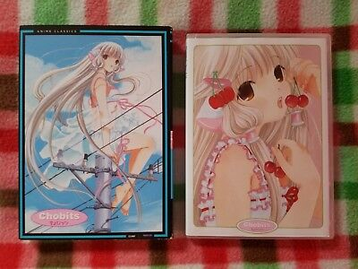 Chobits - COMPLETE DVD COLLECTION *MINT*