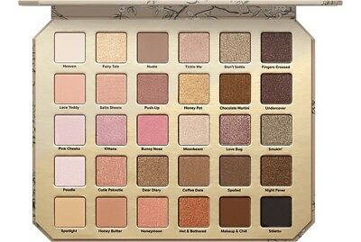 too faced palette natural love