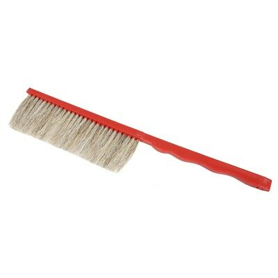 Natural Horse Hair Bee Hive Cleaning Brush Beekeeping Equipment Tool H3J5