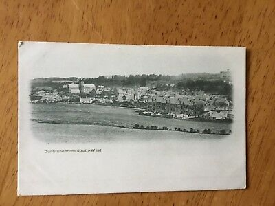 Postcard - Dunblane From South-West.