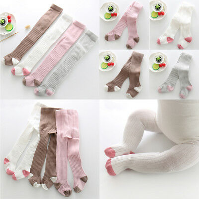 1pc Baby Girls Toddler Kids Cotton Warm Tights Stockings Pantyhose Pants Socks