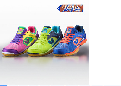 The new 2017 Butterfly/Butterfly brand shoes for men and women table tennis matc