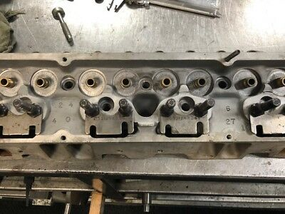 Afr Bare Single Cylinder Head Small Block Chevrolet Sbc
