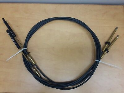 New Old Stock Evinrude Johnson  086-09 -10 ft  BOAT SHIFT THROTTLE CONTROL CABLE