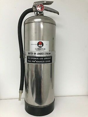2.5 Gal Water Fire Extinguishers Refillable -Perfect for Bonfires -FREE Shipping