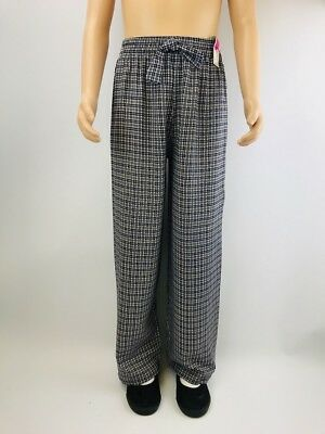 Girls Checked Trousers ages 5-6, 7-8, 11-12 Years Available (TR0001)