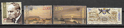 Ukraine MNH** 2012 Mi. 1235,1229-1223,1233 Lot II