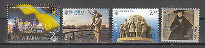 Ukraine MNH** 2014 Mi. 1398,1424,1428,1433,1442 Lot 2014 I