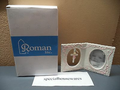 Baby Photo Frames: NIB: Romans, Koala Baby VGC: Twos Company, Noah or Pewter