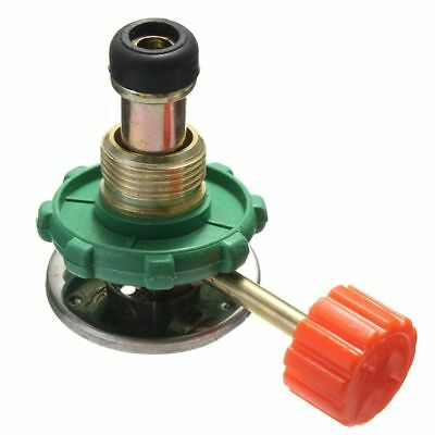 Propane Refill Adapter Lp Gas Cylinder Tank Coupler Heater for Camping Hun H2R2