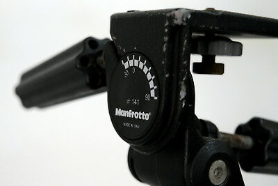 Trípode Manfrotto 144 + Rótula Manfrotto 141