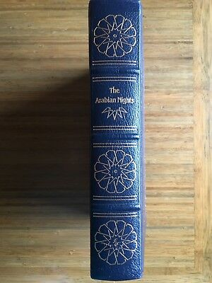 Easton Press, The Arabian Nights, Collector's Edition, Leather Bound