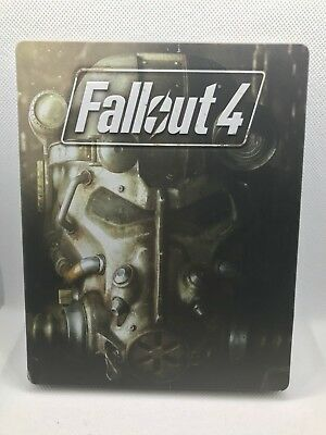 Fallout 4 Steelbook Edition PAL (Sony PlayStation 4, 2015) Used