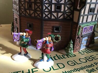 1997 The Old Globe Theatre- Retired Dept 56- #58501