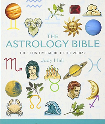 Hall Judy-The Astrology Bible (US IMPORT) BOOK NEW