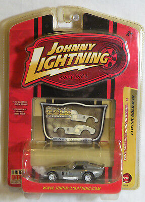 1965 Shelby Cobra Daytona ~ Johnny Lightning Classic Gold R38 ©2007
