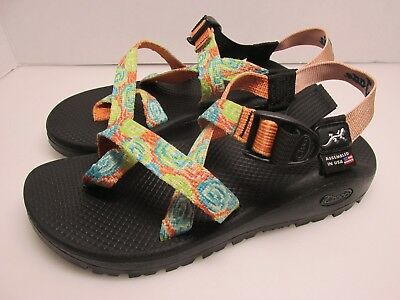 328aacdf1699 CHACO Z 2 Grateful Dead Succulent Siena Limited Edition Size 8 Women s  Sandals