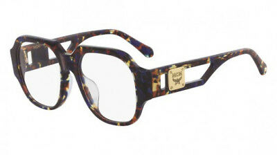 e6f42bb7779 AUTHENTIC MCM EYEGLASSES MCM2640 214 Havana Gold Frames 52MM RX-ABLE ...