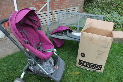 Stokke Scoot mit Extras Kinderwagen Lightweight Buggy