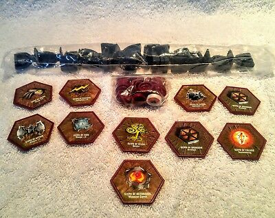 HEROSCAPE ROTV Replacement Glyphs Order Wound Markers