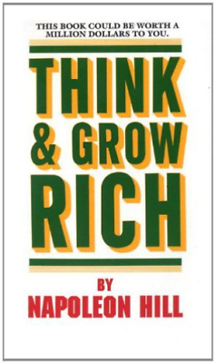 Hill, Napoleon-Think And Grow Rich BOOK NUOVO