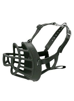 The Company Of Animals Baskerville Ultra Basket Dog Muzzle  used one time