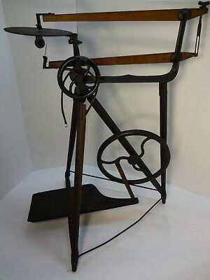 Antique / Vintage Treadle Scroll Saw Rogers 1878 ? Old Machine Tool Miller Falls