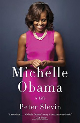 Slevin Peter-Michelle Obama BOOK NEUF