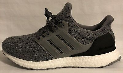 best website 8f0bb f0ef2 ADIDAS ULTRA BOOST Triple Gray Shoes Adult Size: 9.5. S82023