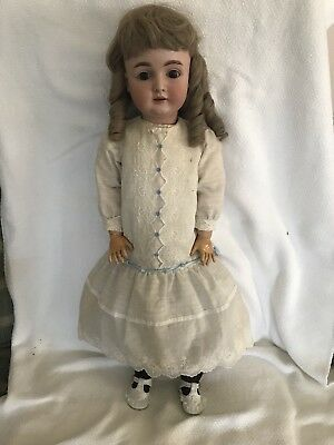 "Antique 29"" Germany M 15 3/4 164 doll"