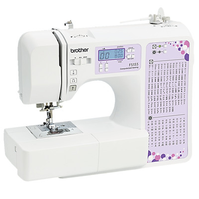 Brand New Brother FS155 Computerised Sewing Machine