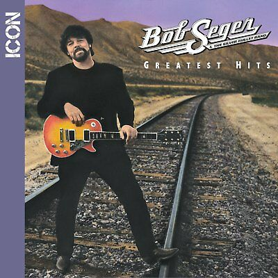 Bob Seger & The Silver Bullet Band - Greatest Hits Icon - Cd - New