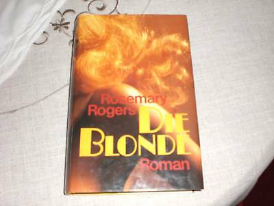 Rosemary Rogers – Die Blonde