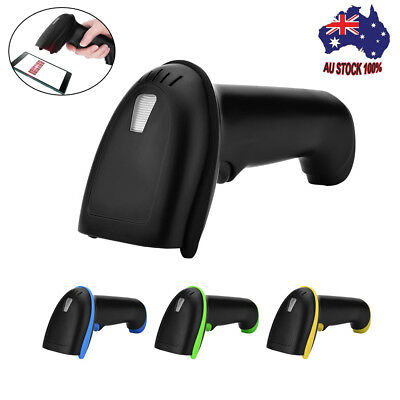 Wireless Barcode Scanner Reader for Apple IOS Android Windows 7/8/10