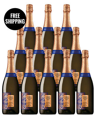 Seppelt Great Entertainer Chardonnay Pinot Noir Nv (12 Pack)