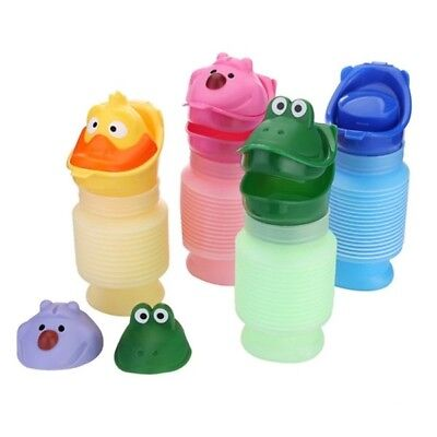 Portable Baby Children Potty Urinal Emergency Toilet for Outdoor Camping Bottle