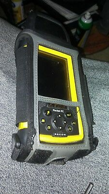 TDS RECON POCKET PC w/ Holder - Microsoft Windows Mobile. Works Great No Cables)