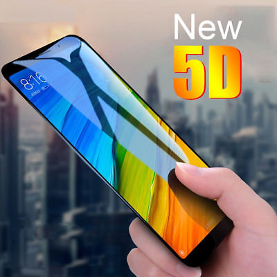 For Xiaomi Redmi Note 4 4X 5D Full Cover 9H Tempered Glass Screen Protector Film