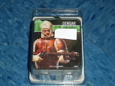 Star Wars Imperial Assault Dengar Villains Pack - Miniatures Board Game New