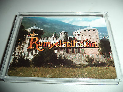 1987 Rumpelstiltskin Cannon's Movie Tales Trading Card Complete Set 16 Cards