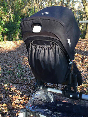 Bugaboo Donkey raincover storage bag with/without interior pocket
