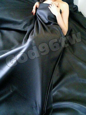 New !!!100%Latex Rubber Gummi 0.45mm Bed Sheets coverlet coverlid DIY catsuit