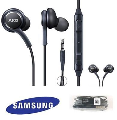 OEM AKG Headphones Earphones Handsfree For Samsung Galaxy S8 S9 Plus NEW