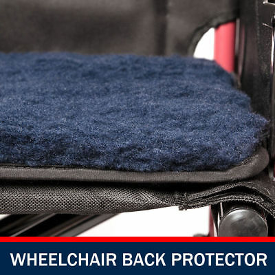 NEW Wheelchair Seat Cushion Cover Protector Wheel Chair Pillow Pad Liner Back