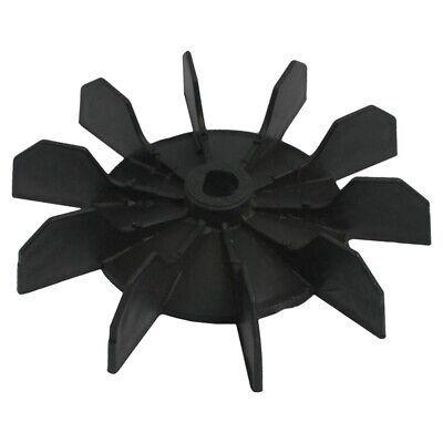 """5X(Replacement 0.5"""" Inner Bore 10 Impeller Air Compressor Motor Fan Blade Z1Y3)"""