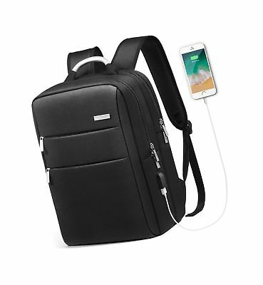 fdfe8c16146ac SLOTRA BUSINESS BACKPACK Slim Leicht 15 Zoll Laptop Notebook ...