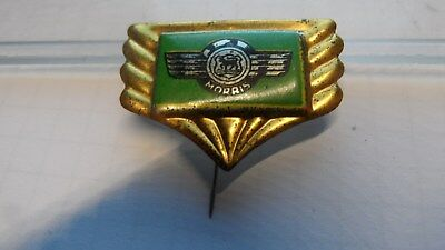 alte MORRIS MOTOR-CAR GREAT BRITAIN METALL-ANSTECKNADEL, 30 x 20 mm, RAR