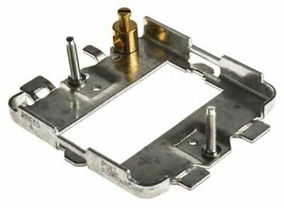 MK Electric 1 Gang Face Plate Mounting Frame