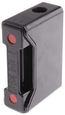 Cooper Bussmann Yes 50A Rail Mount Fuse Holder for 2 Fuse