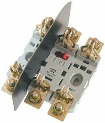 Cooper Bussmann Yes 400A Rail Mount Fuse Holder for 3 Fuse